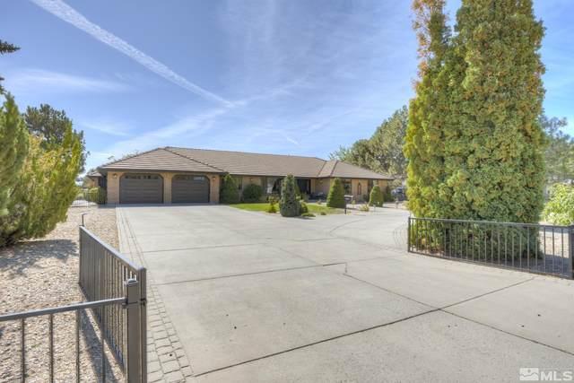 1077 Koontz Lane, Carson City, NV 89701 (MLS #210014964) :: Vaulet Group Real Estate