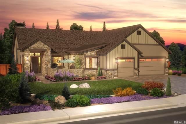 1668 Bluebird Ct., Carson City, NV 89703 (MLS #210014970) :: Colley Goode Group- CG Realty