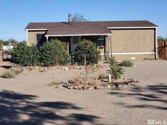 3610 Cherry Street, Silver Springs, NV 89429 (MLS #210014987) :: NVGemme Real Estate
