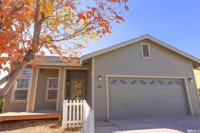 852 Sauvignon Drive, Reno, NV 89506 (MLS #210015011) :: NVGemme Real Estate