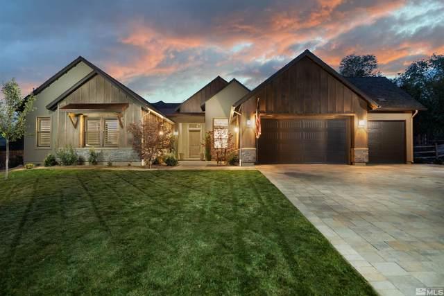 900 Whites Creek Lane, Reno, NV 89511 (MLS #210015040) :: Chase International Real Estate