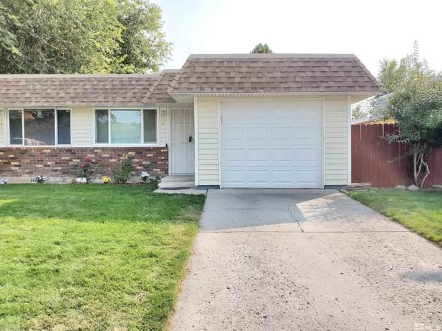 1657 Sue Way, Sparks, NV 89431 (MLS #210015042) :: NVGemme Real Estate