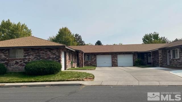 805 Travis Dr, Carson City, NV 89701 (MLS #210015055) :: NVGemme Real Estate