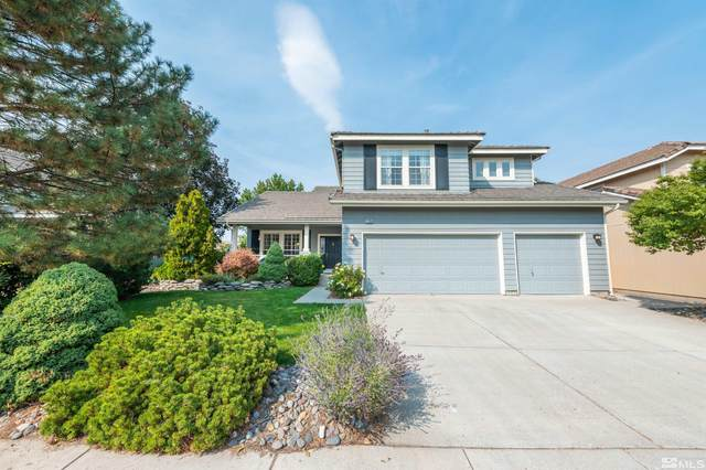 4105 Riverhaven Dr, Reno, NV 89519 (MLS #210015056) :: NVGemme Real Estate
