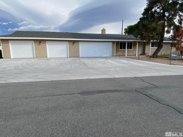 4040 Apollo Drive, Carson City, NV 89706 (MLS #210015073) :: Colley Goode Group- CG Realty