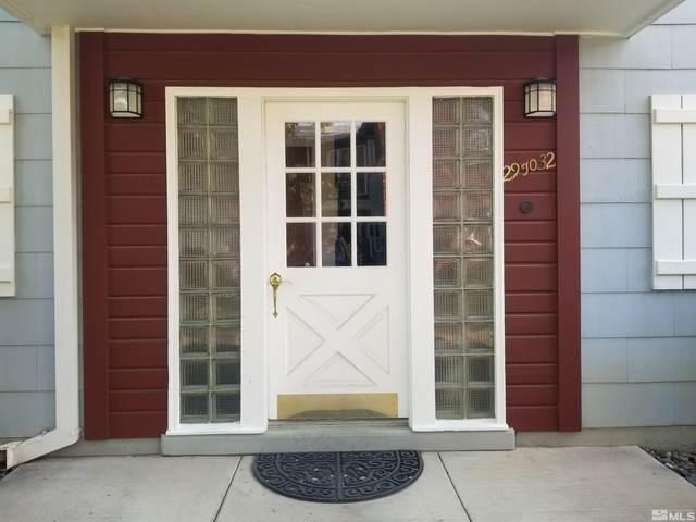 1940 4th Street #31 #31, Sparks, NV 89431 (MLS #210015087) :: NVGemme Real Estate