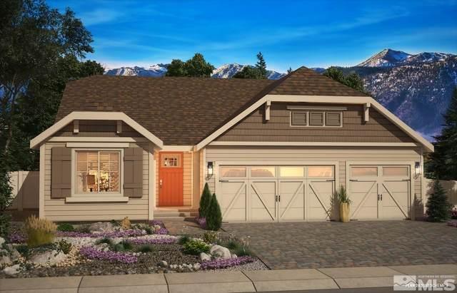937 Los Alamitos St. Lot 9, Minden, NV 89423 (MLS #210015093) :: Vaulet Group Real Estate