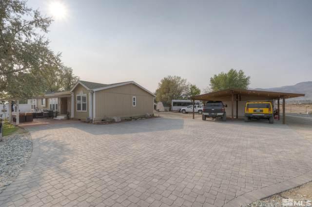 872 Branstetter, Dayton, NV 89403 (MLS #210015094) :: NVGemme Real Estate