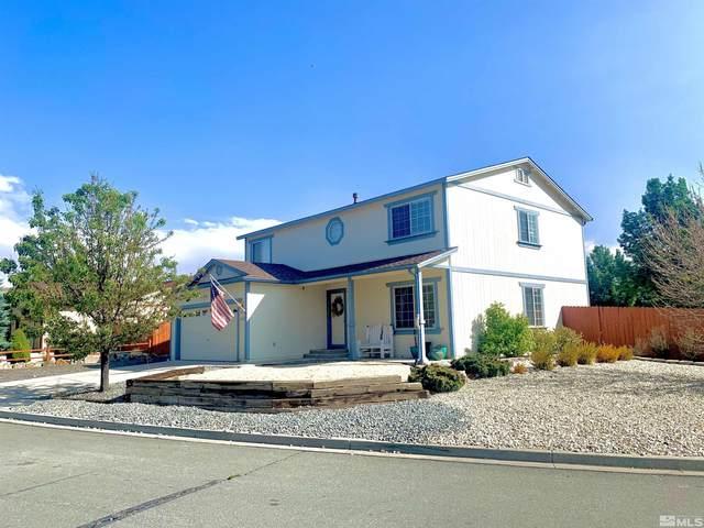 18064 Lockspur Ct., Reno, NV 89508 (MLS #210015100) :: Colley Goode Group- CG Realty