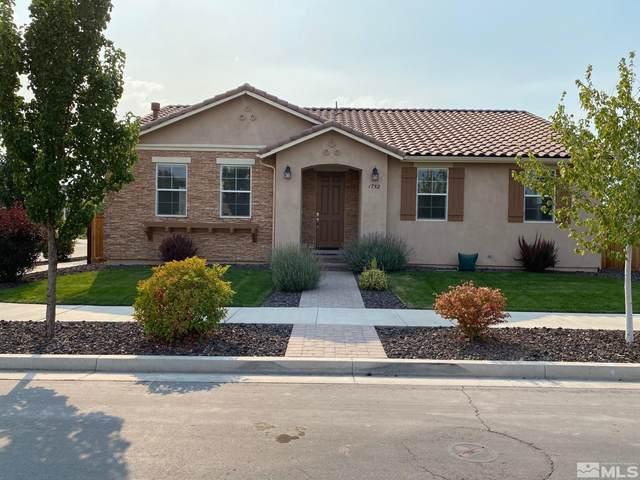 1752 Bella Casa Drive, Minden, NV 89423 (MLS #210015102) :: The Coons Team