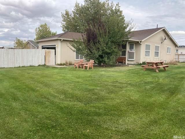 35 Buffalo Lane, Yerington, NV 89447 (MLS #210015126) :: NVGemme Real Estate