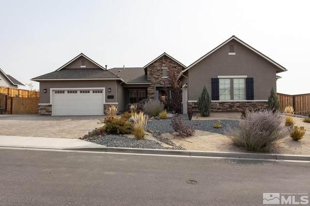 460 Horizon Ridge Road, Sparks, NV 89441 (MLS #210015130) :: NVGemme Real Estate