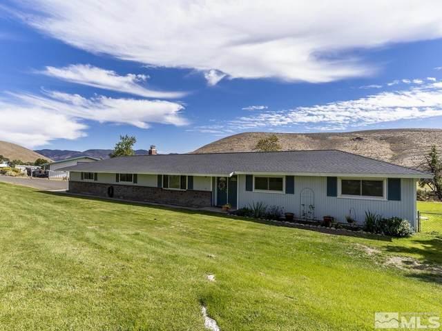 20890 Eaton Road, Reno, NV 89521 (MLS #210015133) :: Colley Goode Group- CG Realty