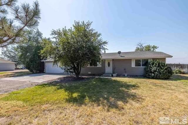 40 Hercules Drive, Sparks, NV 89441 (MLS #210015134) :: NVGemme Real Estate