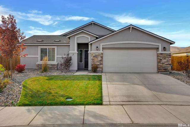 1340 Tule Peak Circle, Carson City, NV 89701 (MLS #210015150) :: NVGemme Real Estate