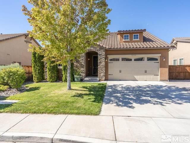 5359 Desertstone, Sparks, NV 89436 (MLS #210015155) :: NVGemme Real Estate
