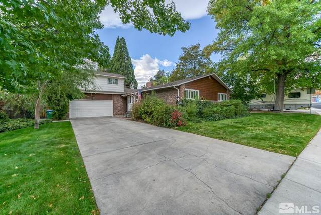 1200 Grandview, Reno, NV 89503 (MLS #210015159) :: NVGemme Real Estate