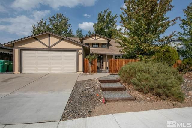 1675 Kings Row, Reno, NV 89503 (MLS #210015177) :: NVGemme Real Estate