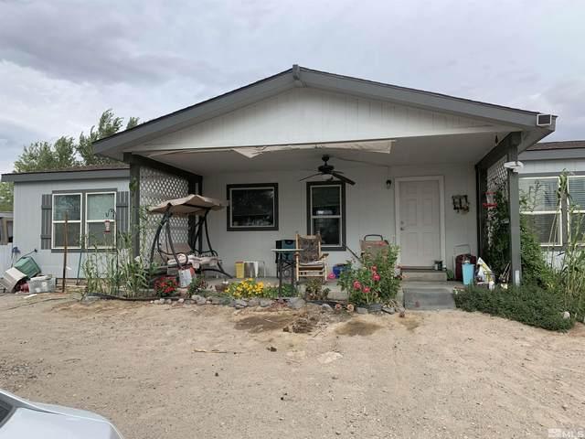 8645 Santa Fe Trail, Stagecoach, NV 89429 (MLS #210015196) :: NVGemme Real Estate