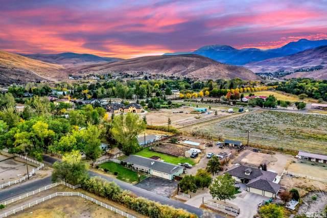19705 Paddlewheel Lane, Reno, NV 89521 (MLS #210015198) :: Colley Goode Group- CG Realty