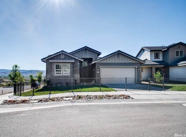435 Dubois Lane #11, Genoa, NV 89411 (MLS #210015199) :: NVGemme Real Estate