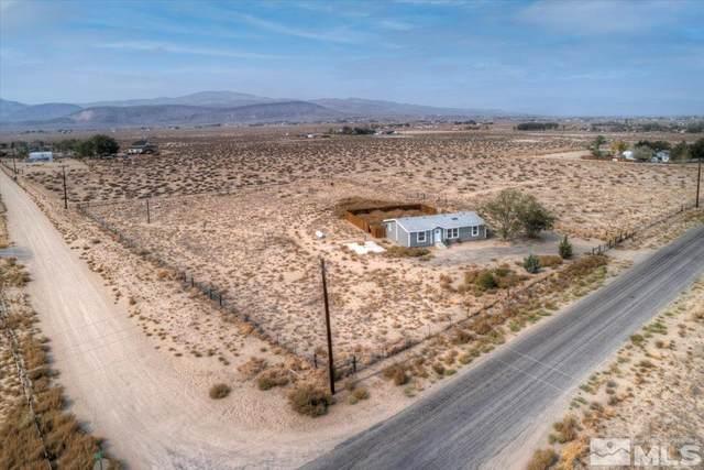 1960 Grouse, Silver Springs, NV 89429 (MLS #210015205) :: Vaulet Group Real Estate