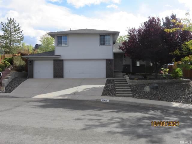 4855 Angelo Court, Carson City, NV 89706 (MLS #210015224) :: NVGemme Real Estate