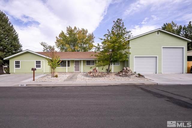 3205 Cortez, Carson City, NV 89701 (MLS #210015225) :: NVGemme Real Estate
