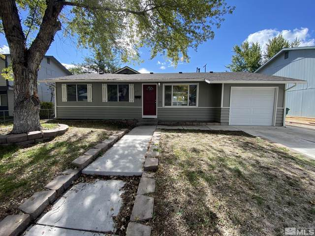 571 Oleander Way, Sparks, NV 89431 (MLS #210015244) :: Colley Goode Group- CG Realty