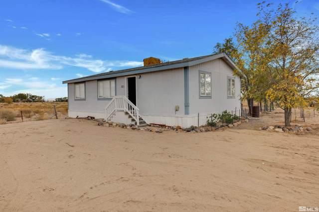 1725 Green Ave., Silver Springs, NV 89429 (MLS #210015247) :: Vaulet Group Real Estate