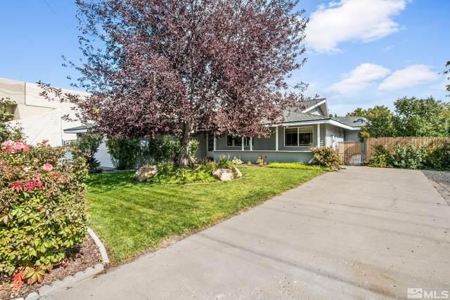3709 Northgate Lane, Carson City, NV 89706 (MLS #210015253) :: NVGemme Real Estate