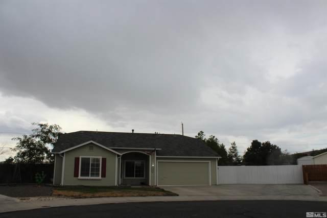 480 Eagle View, Sparks, NV 89436 (MLS #210015258) :: NVGemme Real Estate