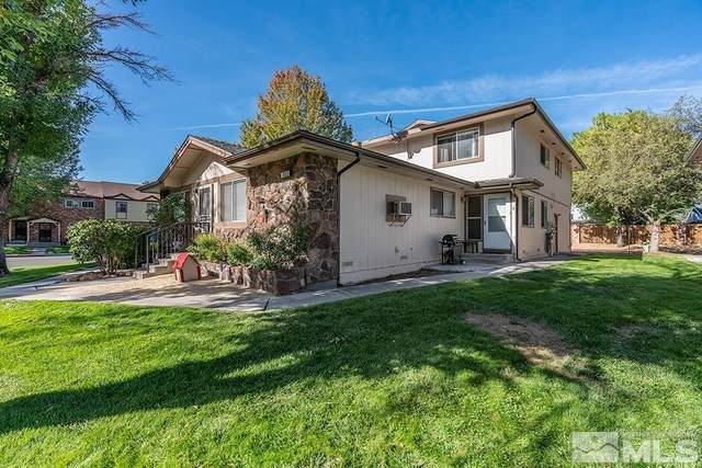 603 Pine Meadows #3, Sparks, NV 89431 (MLS #210015261) :: Colley Goode Group- CG Realty