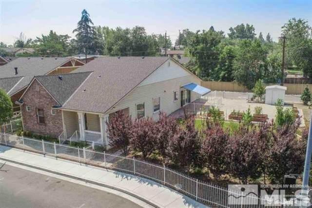 460 Mount Rose St, Reno, NV 89509 (MLS #210015275) :: Vaulet Group Real Estate