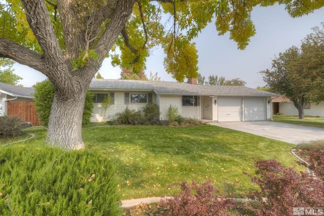 608 W Winnie Lane, Carson City, NV 89703 (MLS #210015278) :: NVGemme Real Estate