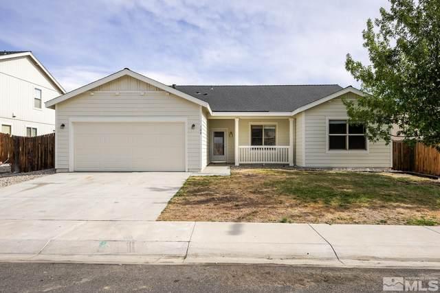 108 Knickerbocker, Dayton, NV 89403 (MLS #210015281) :: NVGemme Real Estate