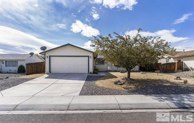 765 Monico Dr, Dayton, NV 89403 (MLS #210015283) :: NVGemme Real Estate