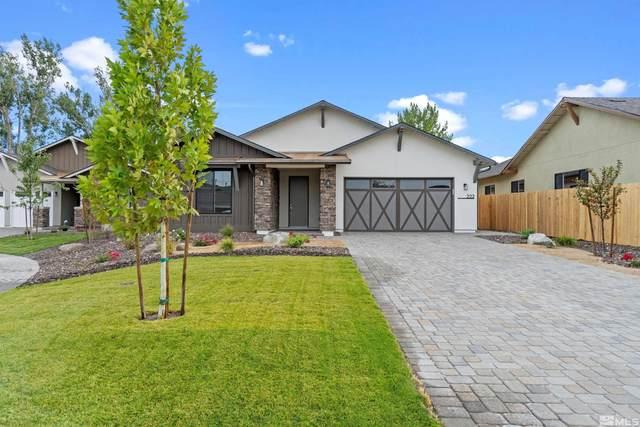 222 Black Raven Court, Reno, NV 89511 (MLS #210015301) :: Chase International Real Estate