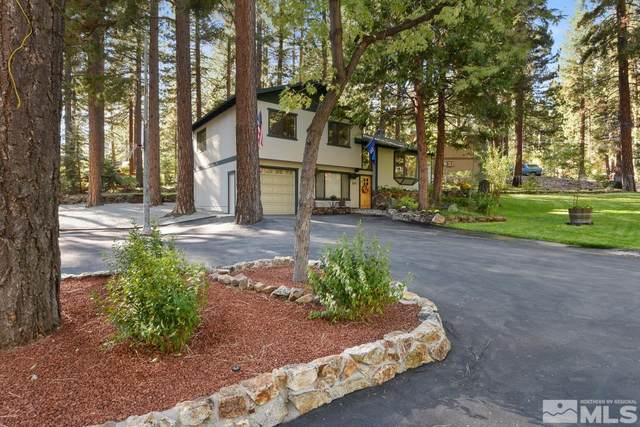 225 Pine Cone Rd, Incline Village, NV 89451 (MLS #210015303) :: The Coons Team