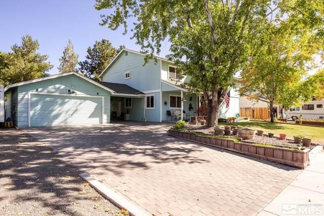1521 Hussman, Gardnerville, NV 89410 (MLS #210015307) :: Vaulet Group Real Estate
