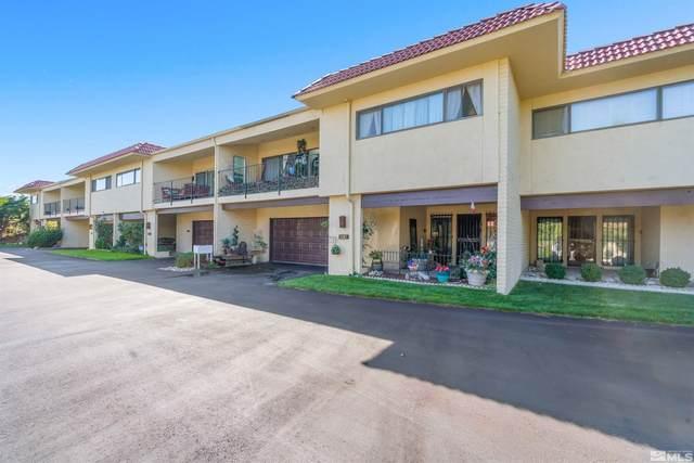 3387 Skyline Blvd, Reno, NV 89509 (MLS #210015320) :: NVGemme Real Estate