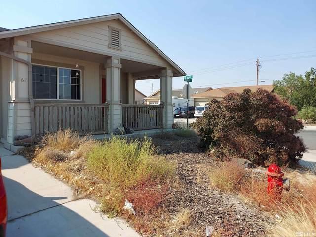 367 Emigrant Way, Fernley, NV 89408 (MLS #210015322) :: NVGemme Real Estate