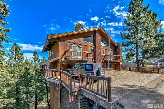 255 Quaking Aspen, Stateline, NV 89449 (MLS #210015327) :: Chase International Real Estate