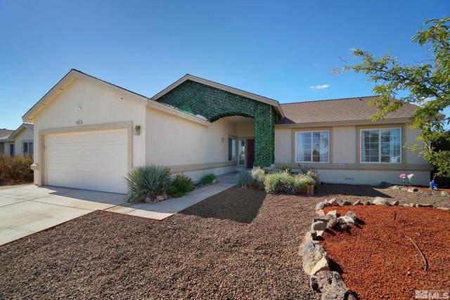 3095 Snowberry, Silver Springs, NV 89429 (MLS #210015344) :: Vaulet Group Real Estate