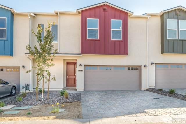 4717 Falcon Rock, Sun Valley, NV 89433 (MLS #210015350) :: NVGemme Real Estate