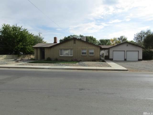 24 S West St., Yerington, NV 89447 (MLS #210015353) :: NVGemme Real Estate