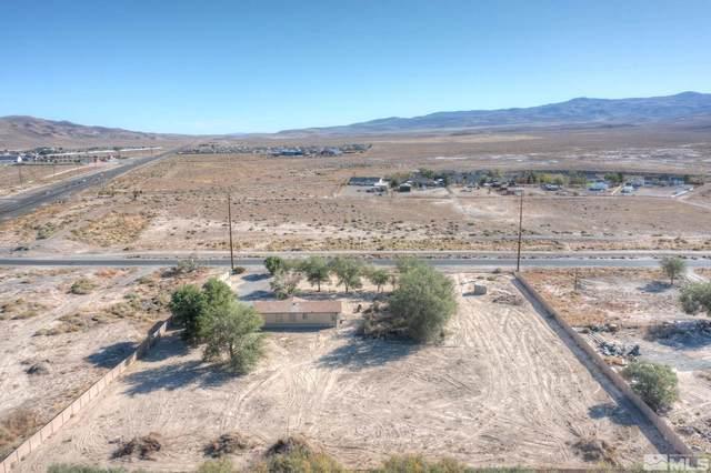 130 Sage Street, Fernley, NV 89408 (MLS #210015356) :: NVGemme Real Estate