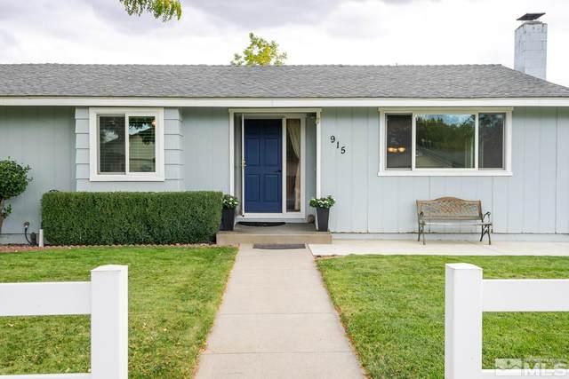915 Belmont, Gardnerville, NV 89460 (MLS #210015366) :: NVGemme Real Estate