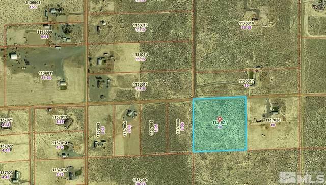 3430 John Tyler, Battle Mountain, NV 89820 (MLS #210015367) :: NVGemme Real Estate