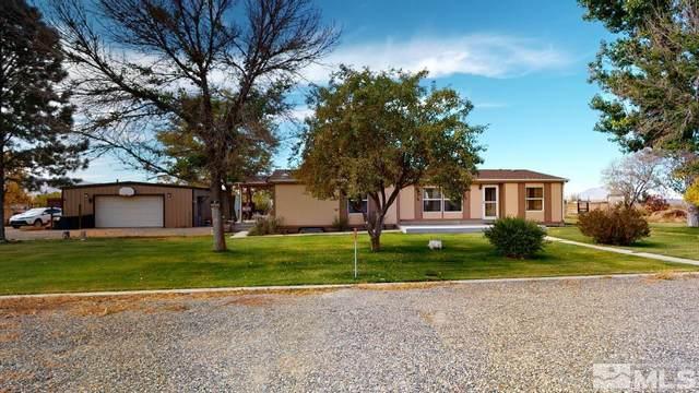 12280 Grass Valley Road, Winnemucca, NV 89445 (MLS #210015370) :: NVGemme Real Estate